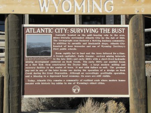 Wyoming Travel near Centennial Wyoming